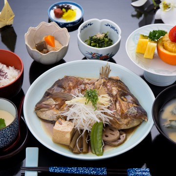 レストラン – Restaurant –
